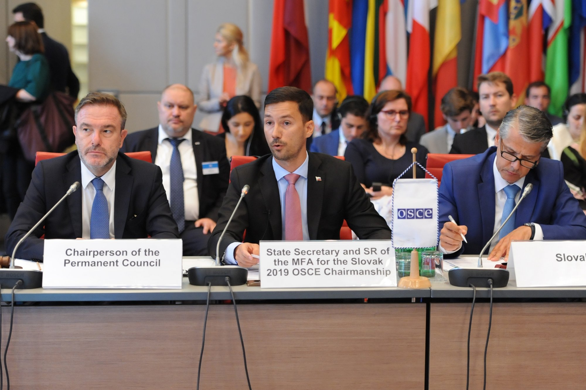 Slovakian OSCE Chairmanship in 2019 aims to promote multilateralism b9aad68b1bc